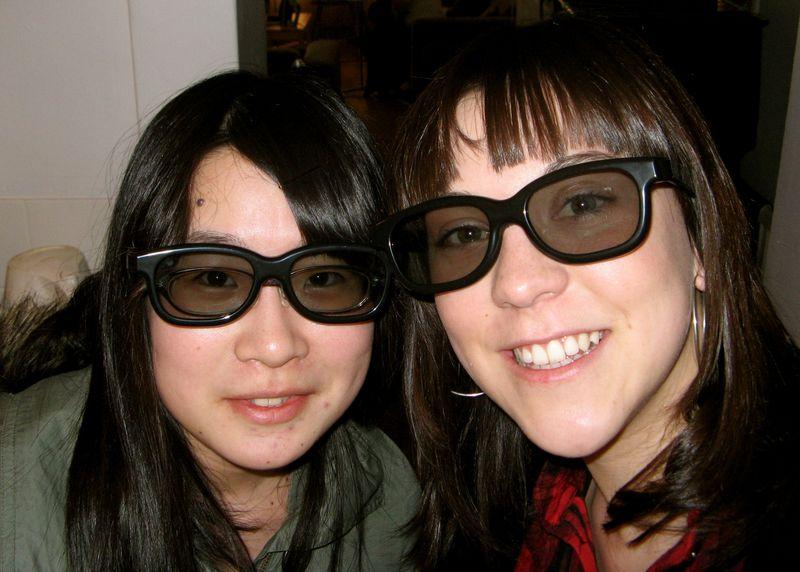 Fumino Itziar 3D Glasses