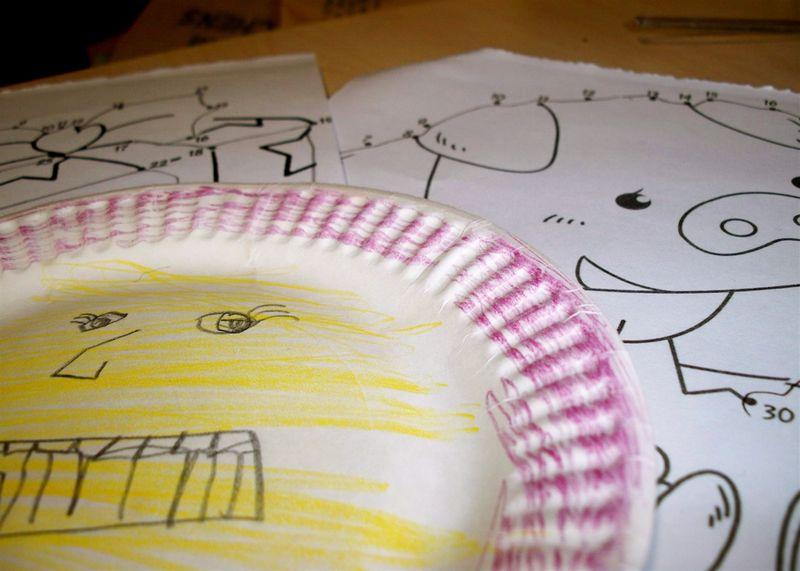 Angel's drawings