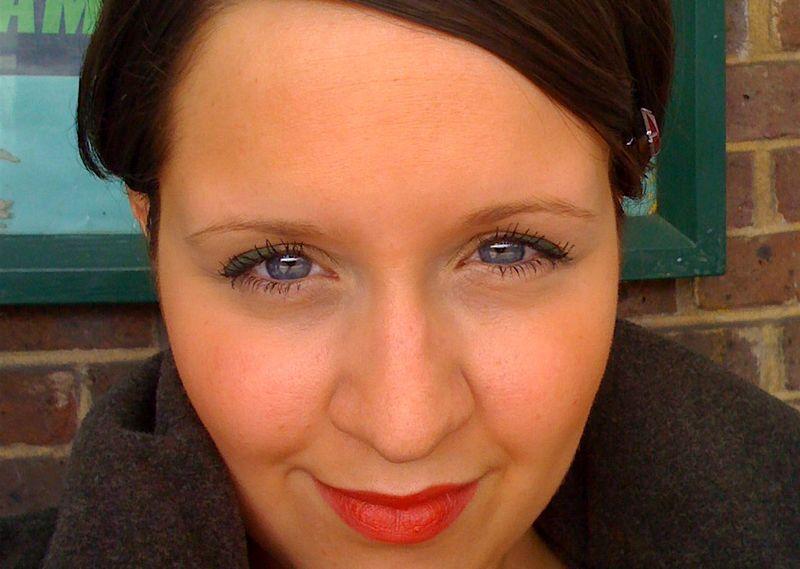 Carla Red Lipstick