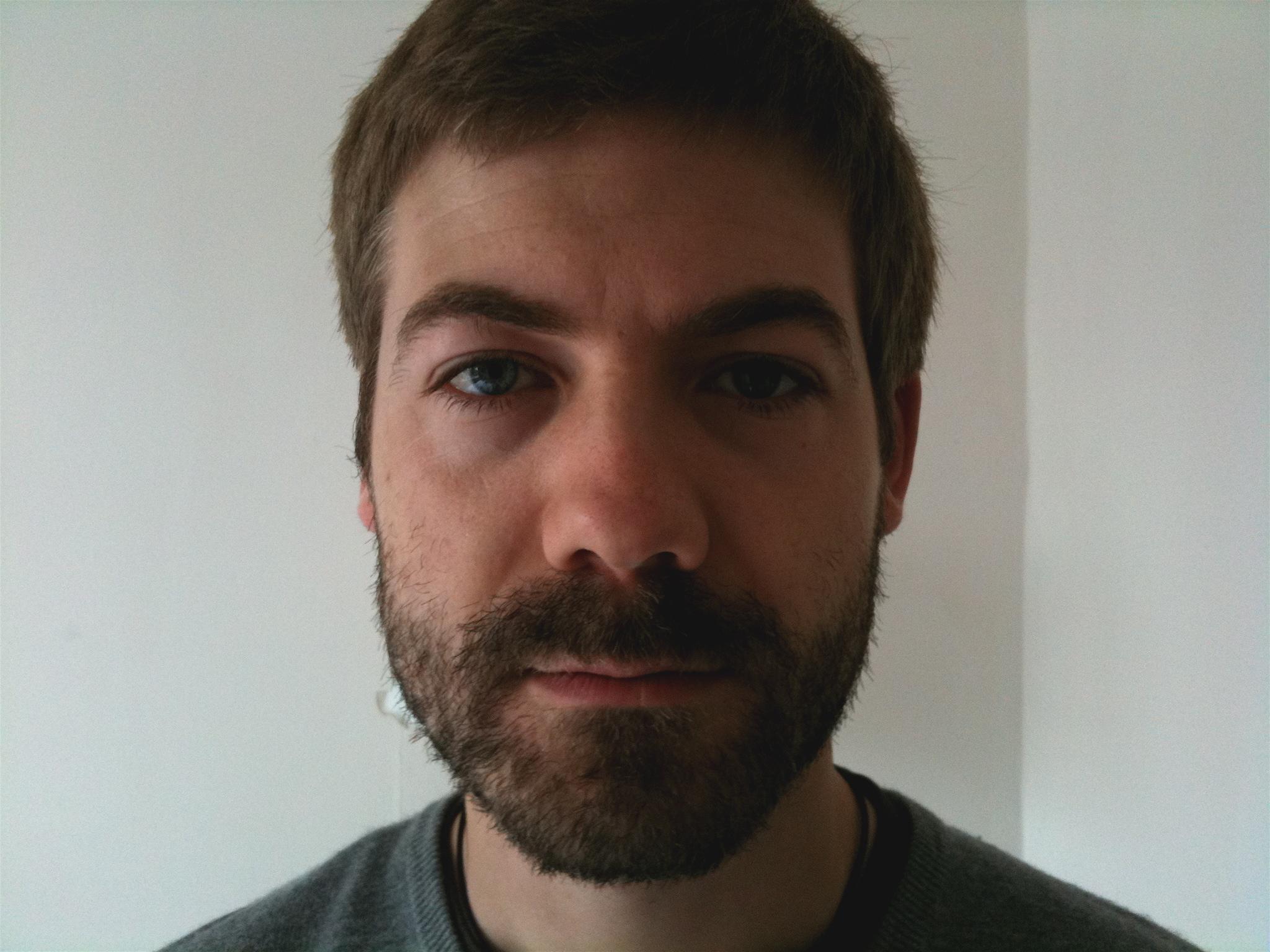 Steve Beard Before