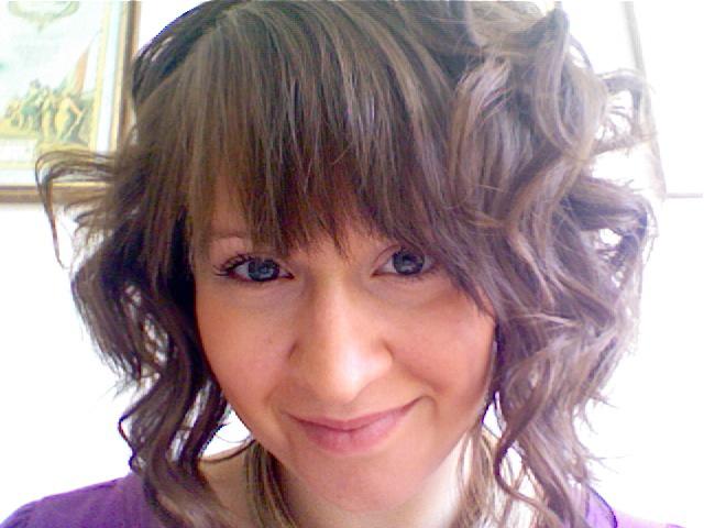 Carla Fringe Smile