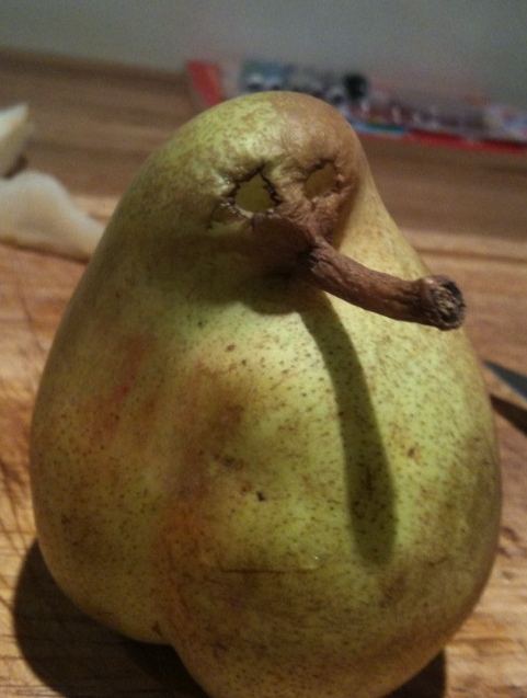 Mr Pear
