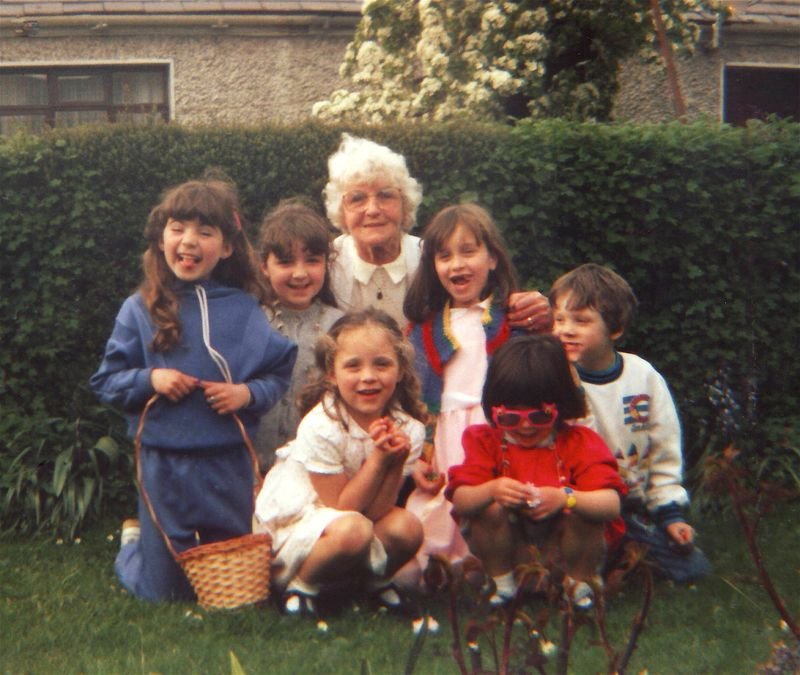 Granny brennan and cousins