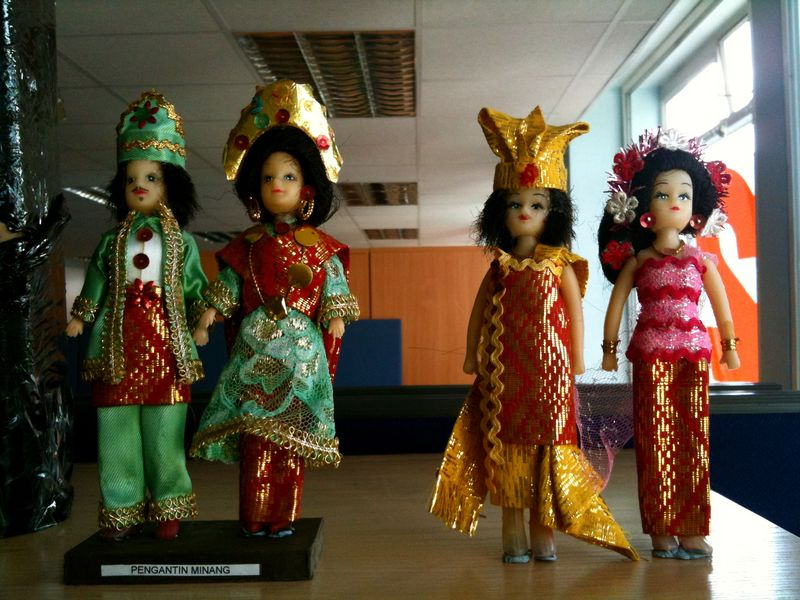 Indonesian Dolls