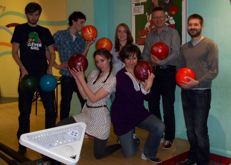 Team Bowling