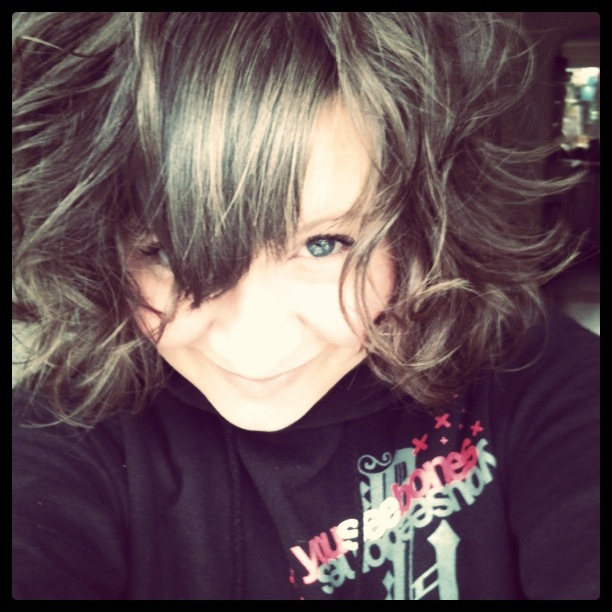 Curly Carla Aug11