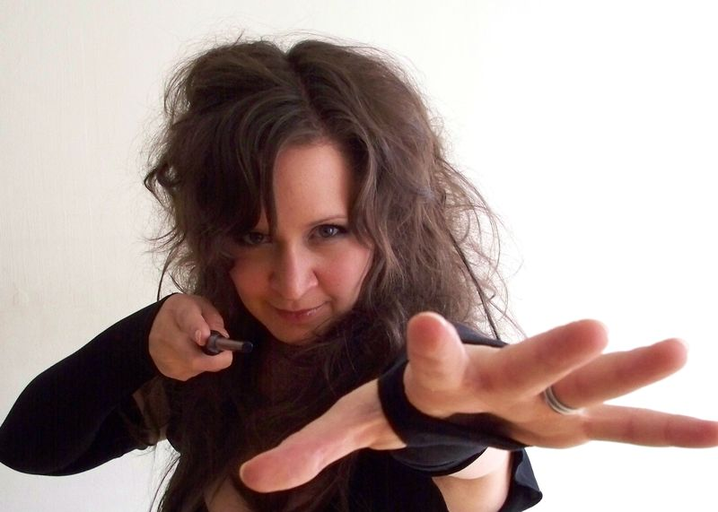 Carla as Bellatrix-3