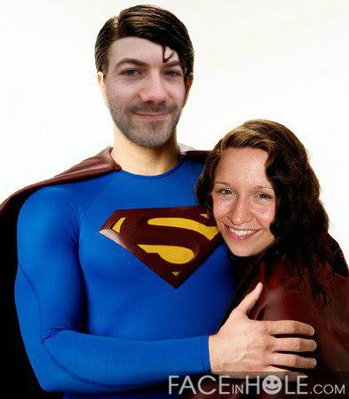 Steve Superman Carla Lois