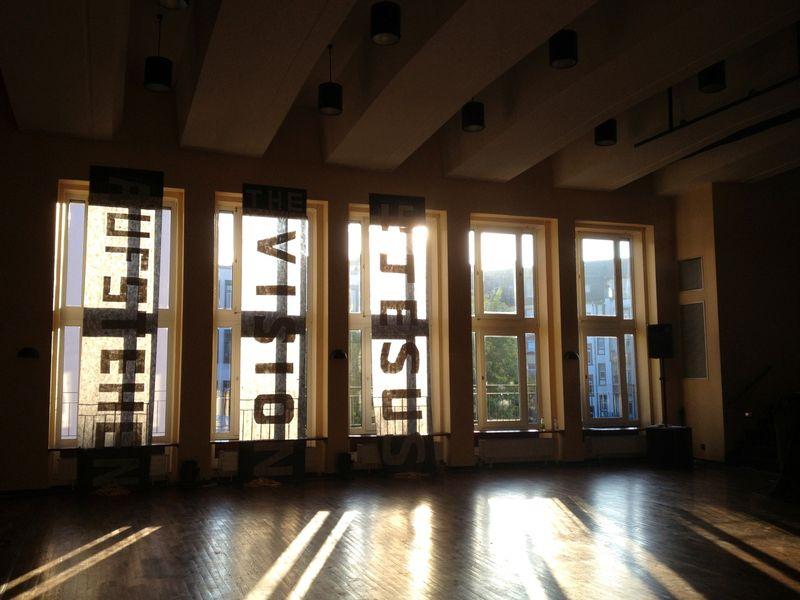Light through windows