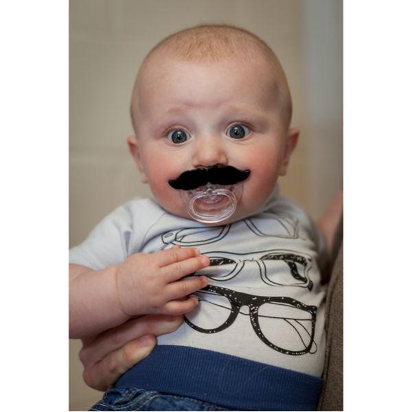 Mustache dummy